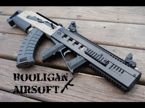 Spike X1S Bullpup AK Chassis
