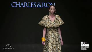 Charles & Ron at Los Angeles Fashion Week powered by Art Hearts Fashion LAFW