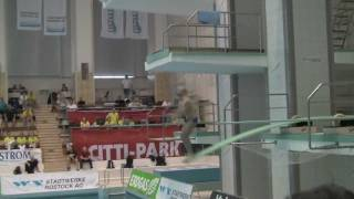 Best Dives Men 3m - Rostock Diving Grand Prix 2012