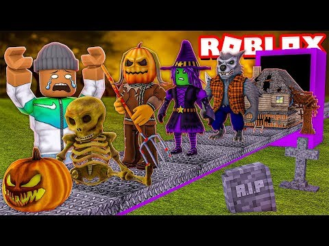 Building My Own Spooky HALLOWEEN TYCOON in Roblox!