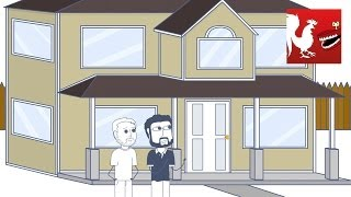 Rooster Teeth Animated Adventures - Burnie's Neighbor Encounter