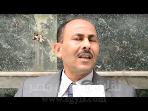 احمد منصور المحامى مرشح عن دائرة اطفيح لبرلمان 2015