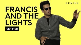 """Video thumbnail of """"Francis And The Lights """"May I Have This Dance"""" Official Lyrics & Meaning 
