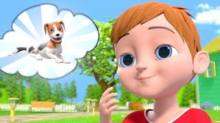 Mama May I Song | Cartoons for Kids & Nursery Rhymes by Little Treehouse
