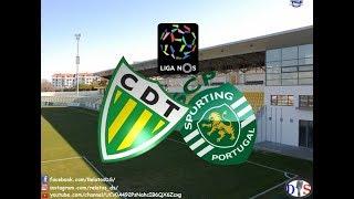 Rádio TSF - Tondela X Sporting - Relato Dos Golos