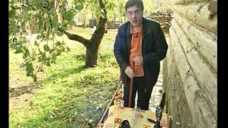 Смотреть онлайн Приспособление для работы по сбору яблок