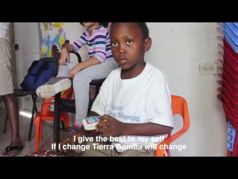GIVE A HOME TO STREET CHILDREN IN COLOMBIA
