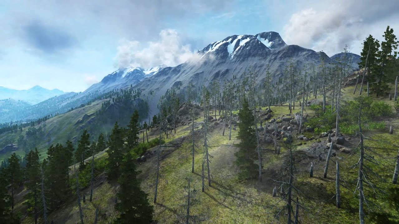 All This Beautiful Landscape Needs Is An Actual RPG To Play It With