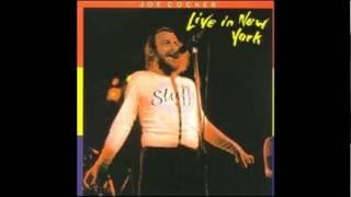 Joe Cocker - So Blue (Live from New York 1980)