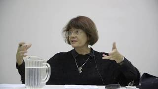 "Catherine Malabou - Catherine Malabou's lecture ""Philosophy and the Outside"" - 2019-08-21"