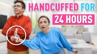 Wow! Handcuffed to my Boyfriend for 24 Hours?