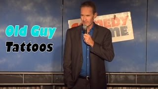 Old Guy Tattoos (Funny Videos)