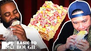 Crispy Rice Treats w/ A Twist! | Basic To Bougie: Season 5