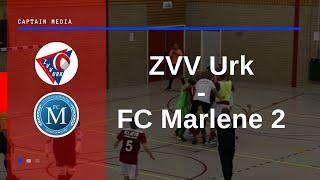 ZVV Urk - FC Marlene 2 (20-09-2019) *KNVB Bekerwedstrijd*