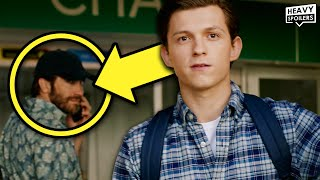 INSANE DETAILS In SPIDERMAN FAR FROM HOME You Only Notice After Binge Watching The MCU  Easter Eggs
