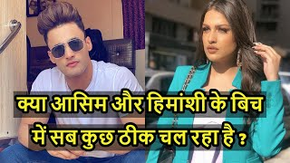 Big fight between lovebirds Asim Riaz and Himanshi Khurana
