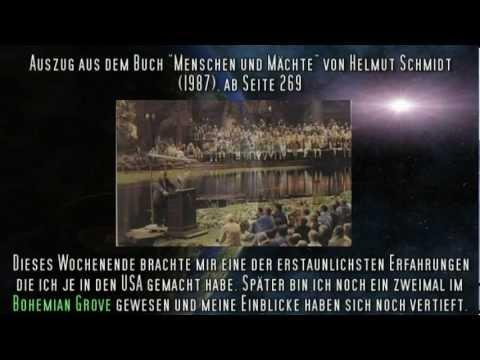 Helmut Schmidt über den Bohemian Grove