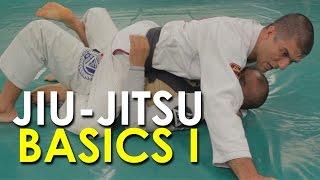 Intro to Brazilian Jiu-Jitsu: Part 2 -- The Basics I
