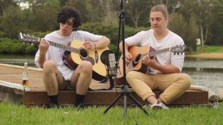 Happy Endings - Sticky Fingers Cover