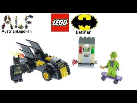 Vidéo LEGO DC Comics Super Heroes 76137 : Batman et le vol de l'Homme-Mystère