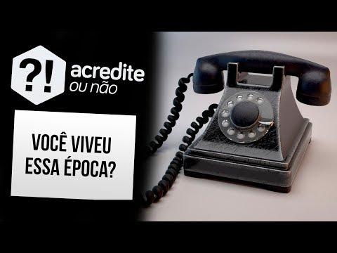 COMO ERA A TELEFONIA FIXA NO BRASIL EM 1998