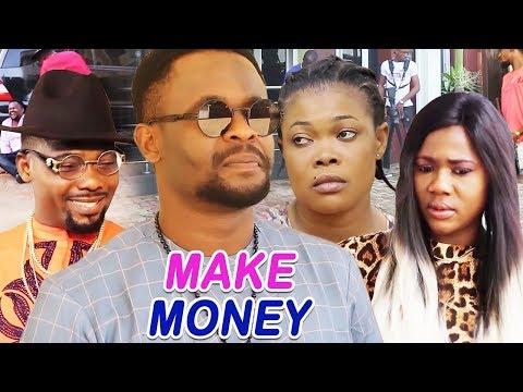 NEW HIT MOVIE ''Make Money'' Season 3&4 (ZUBBY MICHAEL) 2019 Latest Nigerian Nollywood Movie