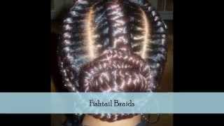 Peachy Goddess Braids With Kanekalon Hair Videos By Stagevu Com Hairstyle Inspiration Daily Dogsangcom