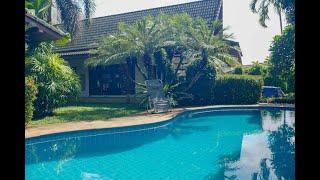 Surin Beach    Three Bedroom Pool Villa with Garden for Rent - Pet Friendly