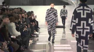 Highlights from the Louis Vuitton Men's Fall-Winter 2016 Fashion Show