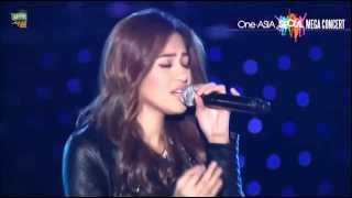 Julie Anne San Jose  - One Asia Seoul Mega Concert - I'll Be There