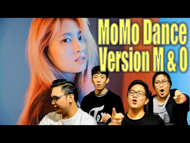 Momo Youtube Update: Momo Dance Version M O Jun K Think About You Reactions