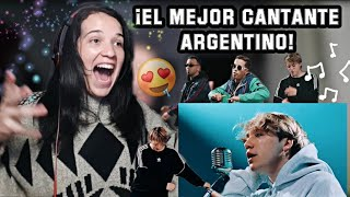Paulo Londra - Solo Pienso en Ti ft. De La Ghetto, Justin Quiles | REACCIÓN