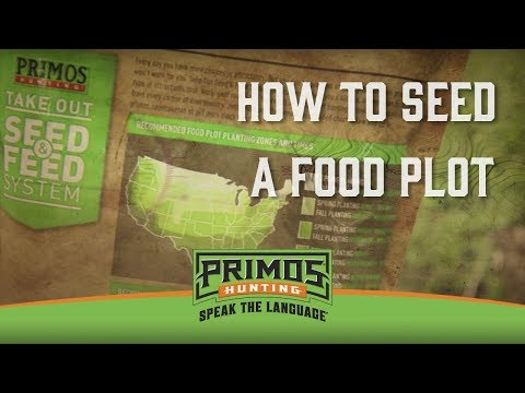 How to Seed a Food Plot video thumbnail