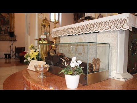 Preview video Video santa messa e novena Beato Egidio da Laurenzana 2020 Laurenzana 20 maggio 2020