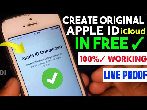Download How To Make Iphone Icloud Id Create Original Apple