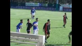 preview picture of video 'Campionato di Prima Categoria Roma Girone C Municipio Roma 5 Nazzano.'