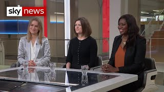 General Election: The Top Five Issues For Women Voters