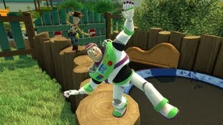 First 30 Minutes: Kinect Rush: A Disney Pixar Adventure [KINECT] Part 1/2