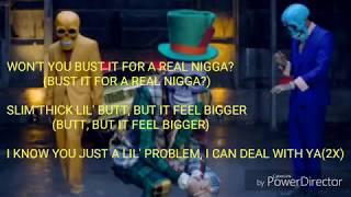 French Montana   Slide Ft. Blueface, Lil That Lyrics