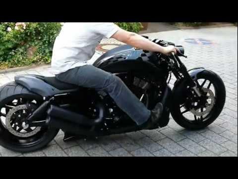 Harley Davidson Night Rod Special VRSCDX 2012,  280er , Airride