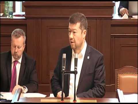 Tomio Okamura: Poděkoval jsem poslancům za podporu návrhu SPD