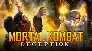 Mortal Kombat XL - Elder God Kenshi Costume / Skin *PC Mod