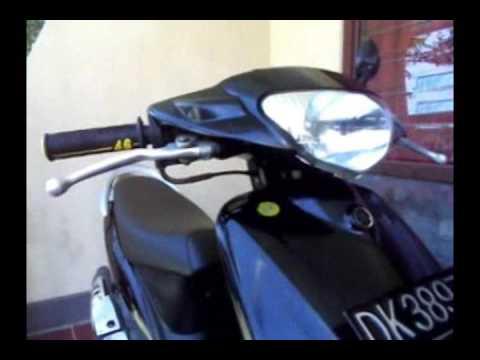 Video Modifikasi Standar Yamaha Mio Sporty