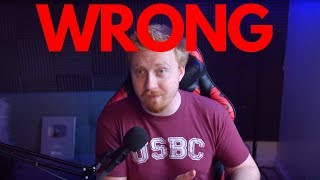 """My Response To Tailosive Tech """"Why iPhones dont ship with fast chargers"""""""