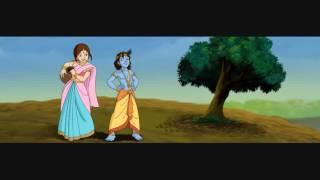 Green Gold's Krishna Flute Mix( Cartoon Network)
