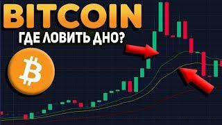 Биткоин Где Ловить Дно!? Новости и Грядущее Падение Bitcoin Май 2018 Прогноз