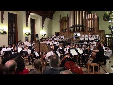 Bolton School Chamber Choir: The Lamb
