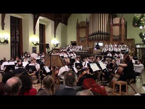 Bolton School Chamber Choir: The Lamb