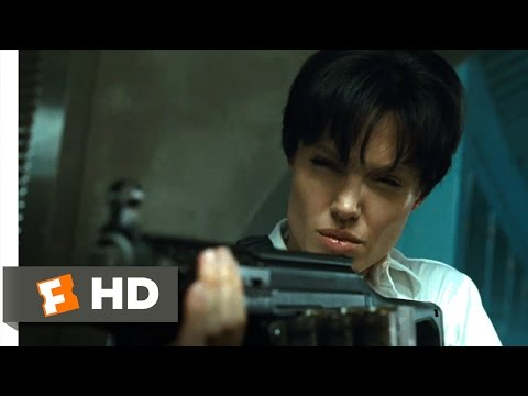 Salt (2010) - Launch Sequence Aborted Scene (8/10) | Movieclips
