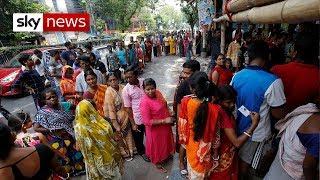 Polls Close In India's Marathon Election